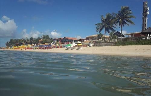 Mar calmo e transparenteFoto: Raimundo Osvaldo Vieira
